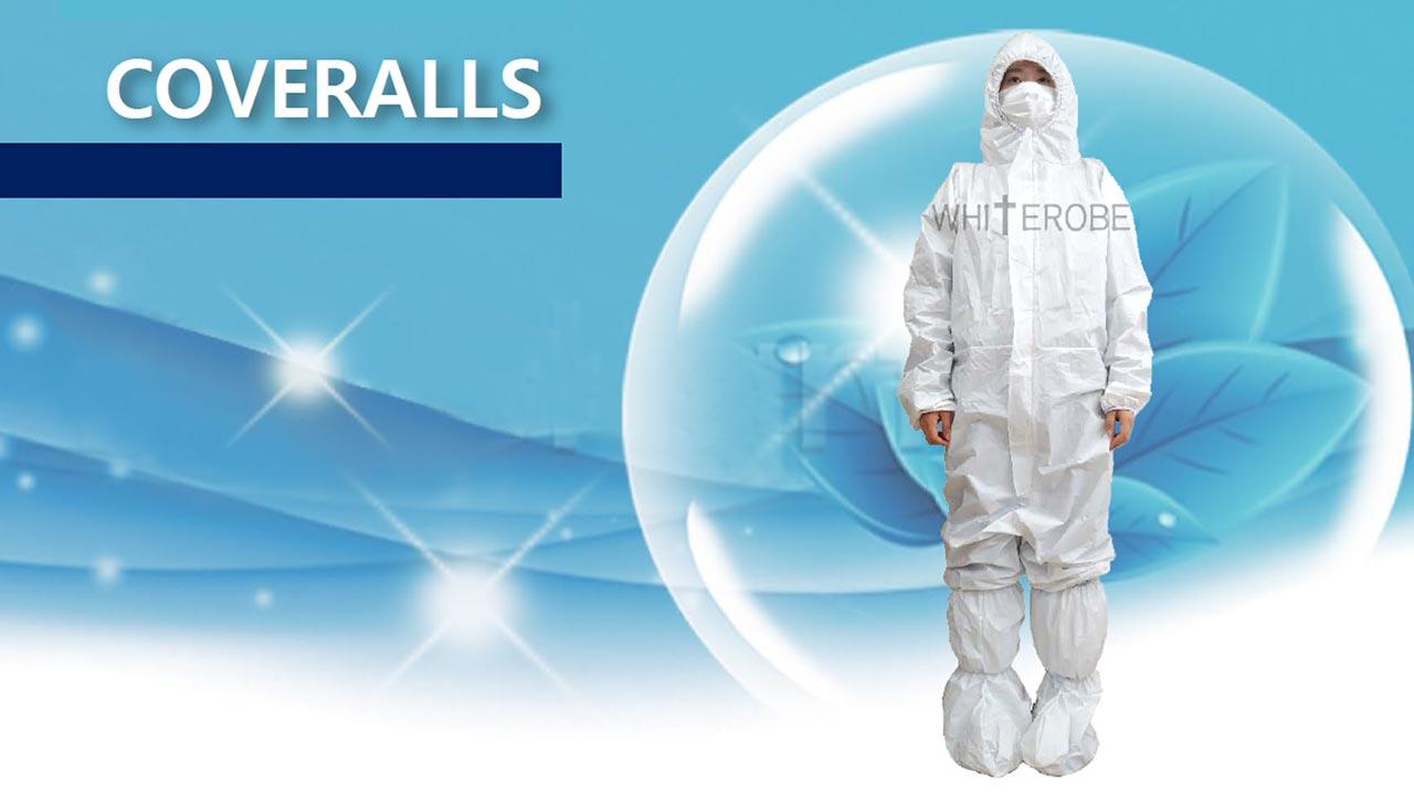 医療用防護服の販売を開始